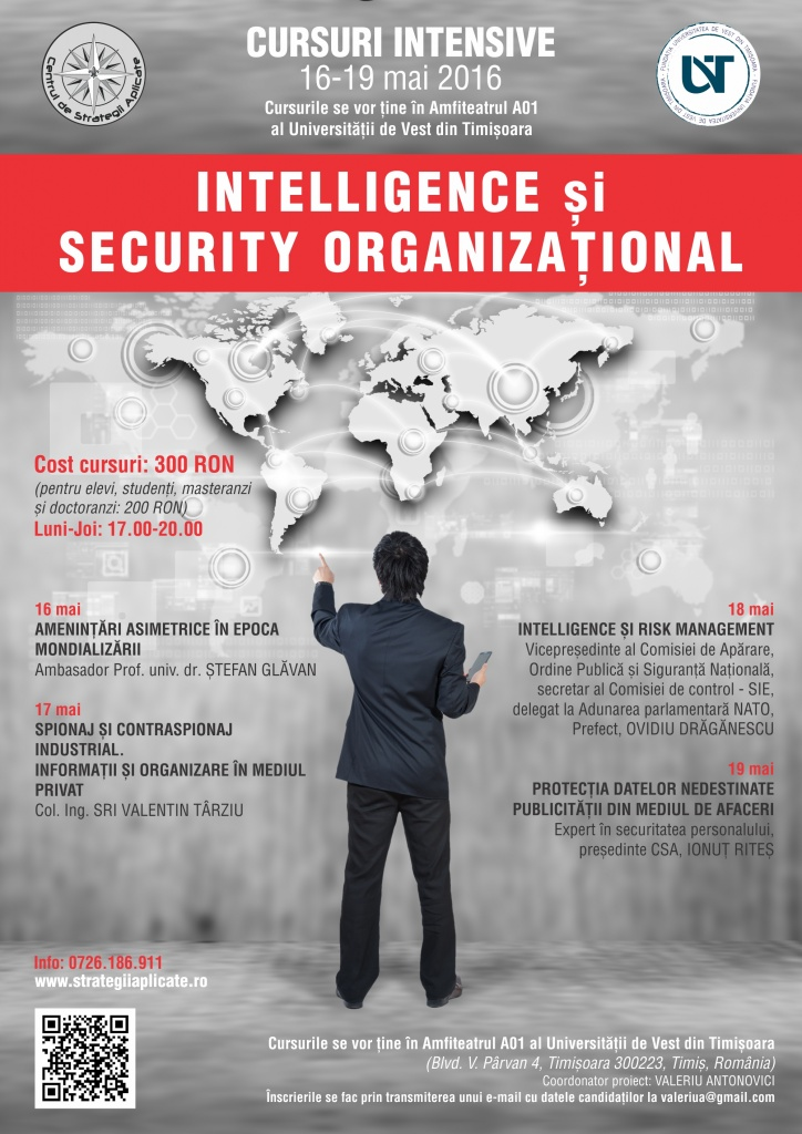 intelligence si security organizational