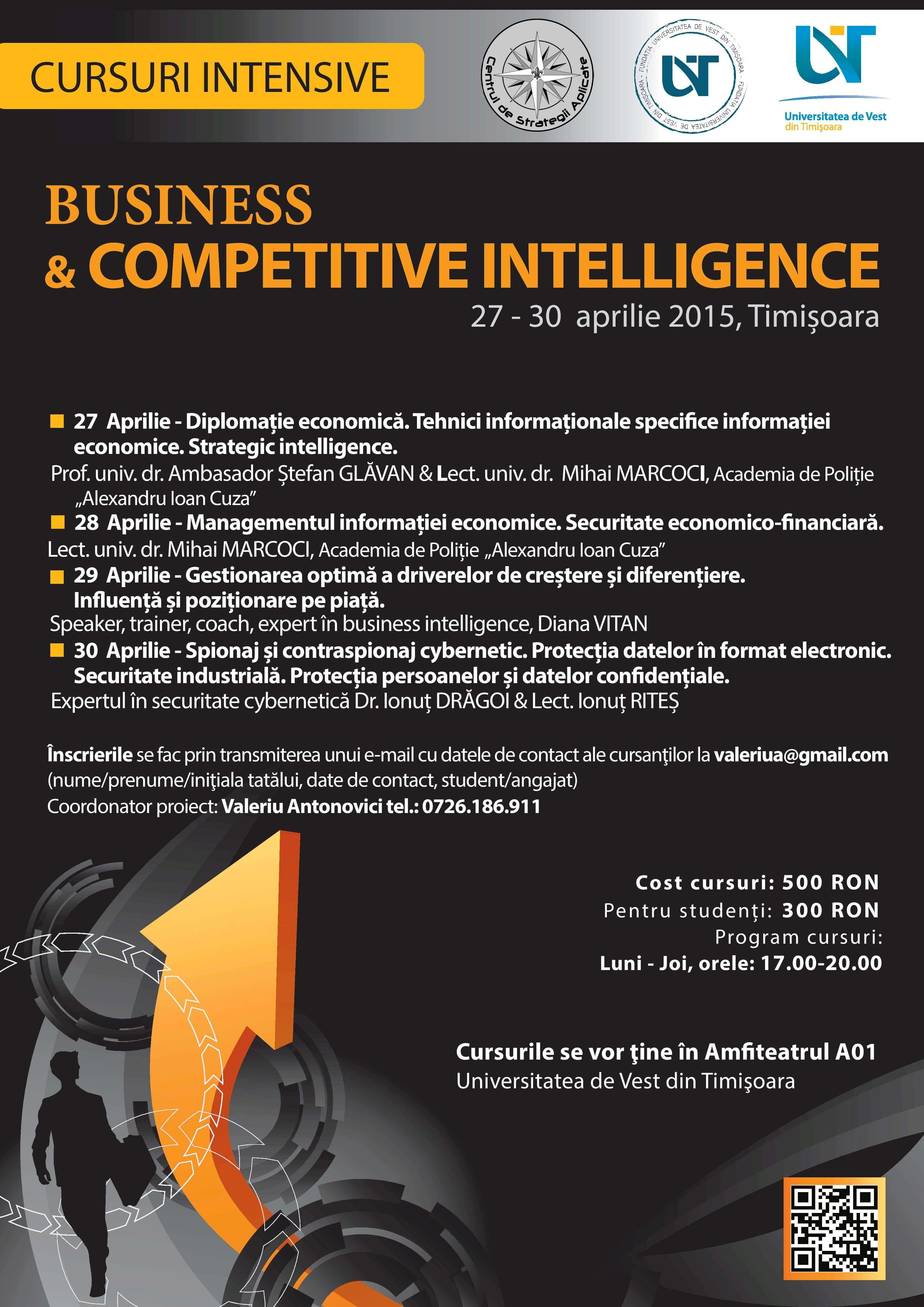 Afis Competitive Intelligent